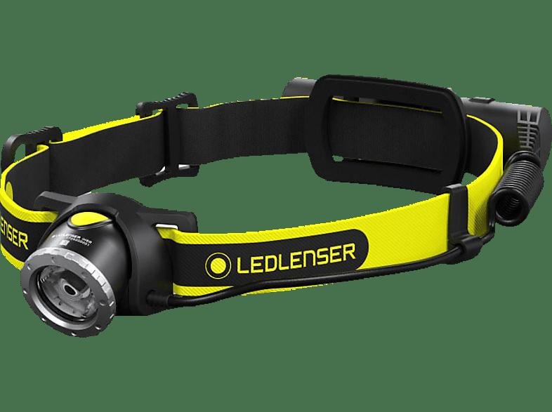 LEDLENSER iH8R Stirnlampe, Schwarz