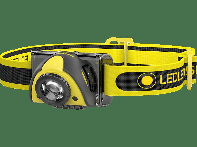 LEDLENSER iSeo5R Stirnlampe, Schwarz