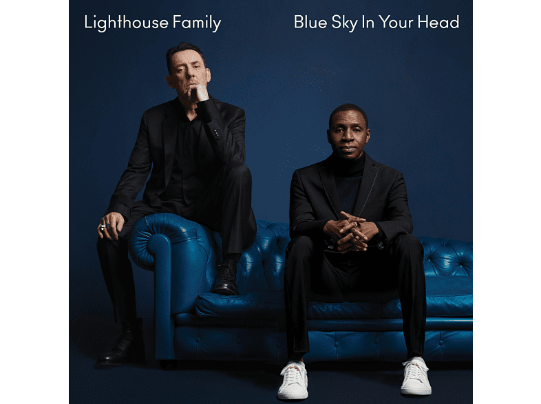 Lighthouse Family - Blue Sky In Your Head [CD]
