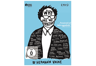 Why we are creative - (DVD)