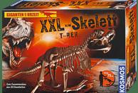 KOSMOS XXL-Skelett T-Rex Bausatz, Creme