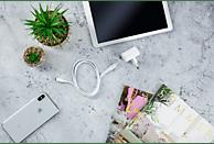 HAMA USB Typ-C auf Lightning, Schnelllade-/Datenkabel, 1 m, Weiß