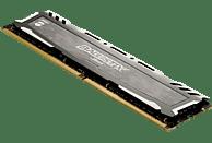 BALLISTIX Sport LT 8 GB (1 x 8 GB) Kit 3000 DIMM DR weiß Arbeitsspeicher 16 GB DDR4