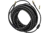 HAMA Koax-Stecker - Koax-Kupplung 10 m Antennenkabel