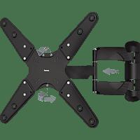 HAMA FULLMOTION, 3 Sterne Wandhalterung, Schwarz