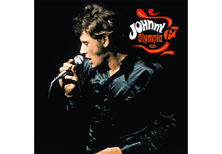 Johnny Hallyday - Olympia 1967 LP