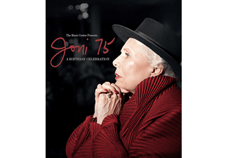Joni 75: A Birthday Celebration DVD
