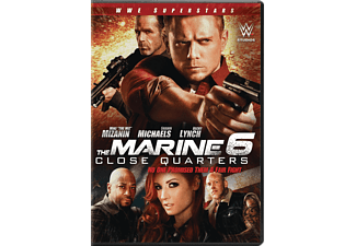 The Marine 6: Close Quarters - DVD