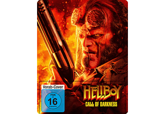 Hellboy - Call of Darkness Steelbook Edition [Blu-ray]