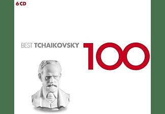 VARIOUS - 100 Best Tschaikowsky  - (CD)