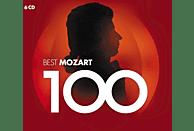 VARIOUS - 100 Best Mozart [CD]