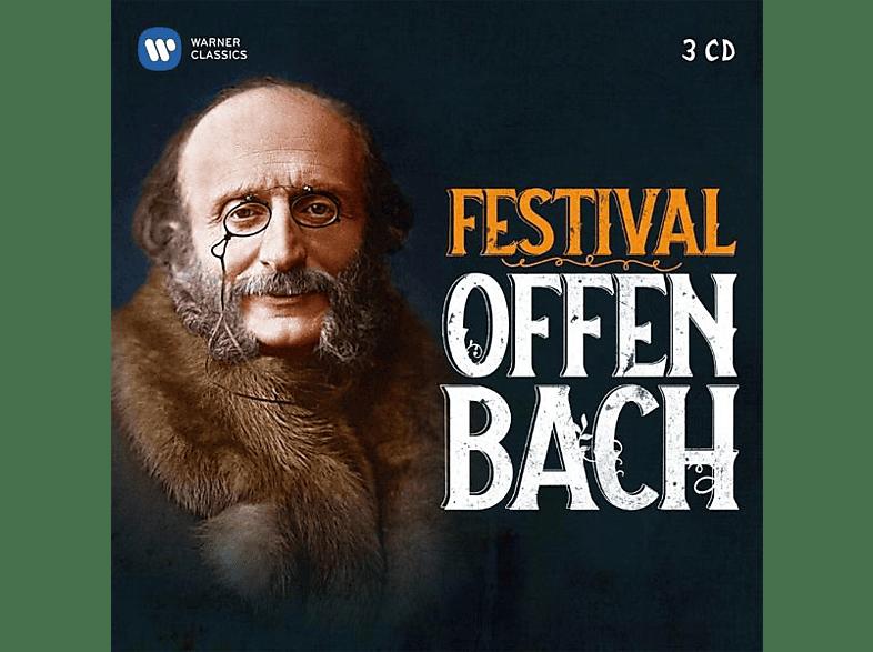 Alagna, Crebassa, Moreau, Minkowski, Pappano, VARIOUS - Festival Offenbach (Best Of) [CD]