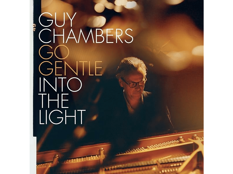 Guy Chambers - Go Gentle into the Light [CD]