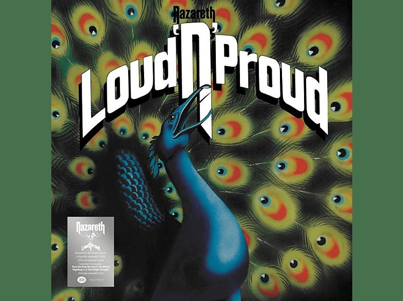 Nazareth - LOUD'N'PROUD -COLOURED- [Vinyl]