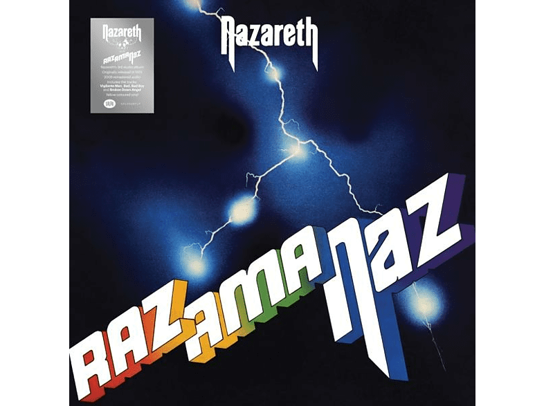 Nazareth - RAZAMANAZ -COLOURED- [Vinyl]