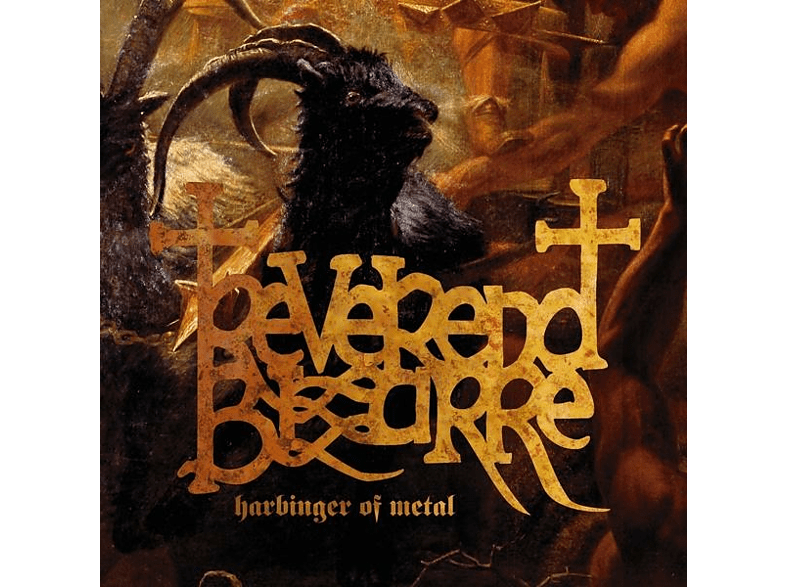 Reverend Bizarre - Harbinger Of Metal [Vinyl]
