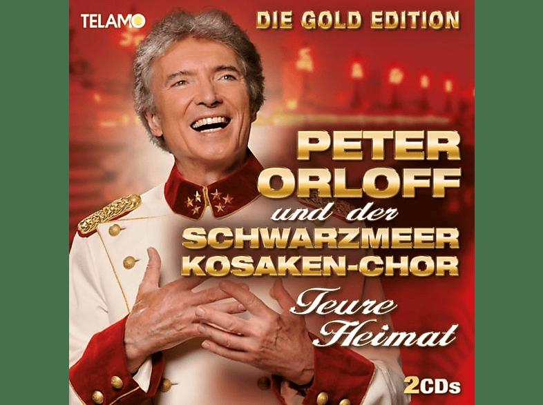 Peter Orloff & Schwarzmeer Kosaken-Chor - Teure Heimat-Die Gold-Edition [CD]