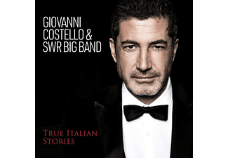 Giovanni & Swr Big Band Costello - True Italian Stories - (CD)