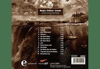Katharina Burges, Torsten Gränzer, Göran Schade - Jenseits Schillernder Welten  - (CD)