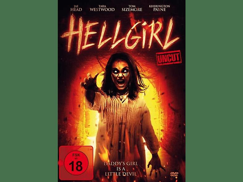 Hellgirl-Uncut [DVD]