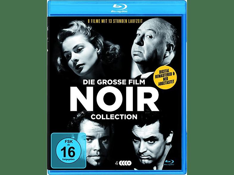 Die Große Film Noir Deluxe-Collection (4 Blu-Rays) [Blu-ray]