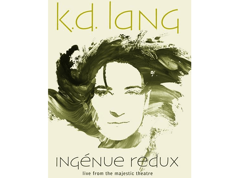 K.D. Lang - Ingenue Redux-Live From The Majestic Theatre [DVD]