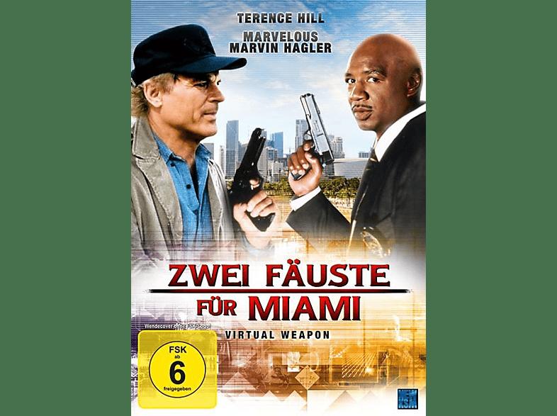 Zwei Fäuste Für Miami-Virtual Weapon [DVD]