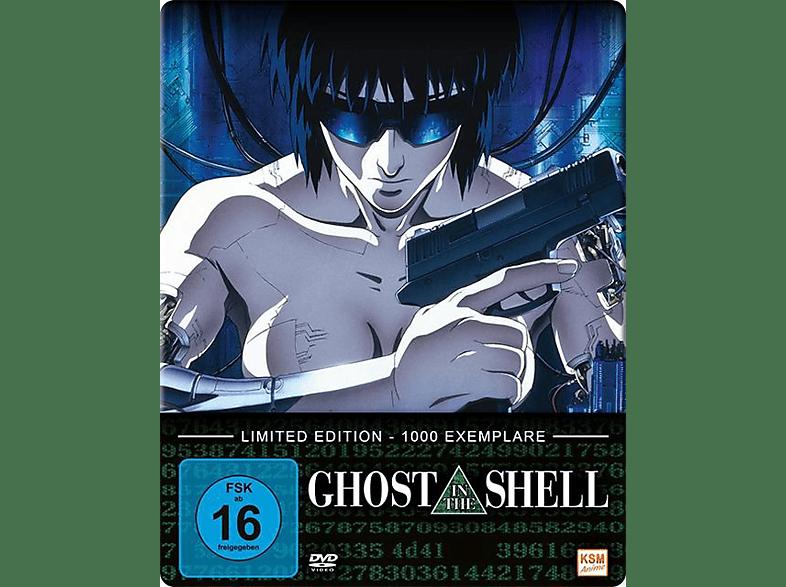 Ghost In The Shell-Movie 1 Im Futurepa [DVD]