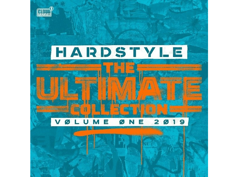 Mixed By Outsiders - Hardstyle Ultimate Collection 01/2019 [CD]