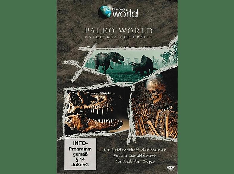 Paleo World [DVD]