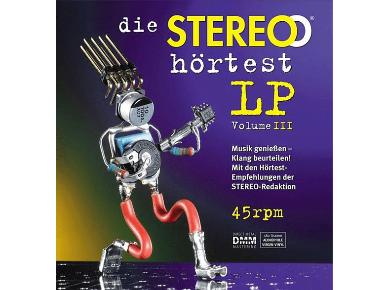 VARIOUS - Die Stereo Hörtest LP,Vol.9 [Vinyl]