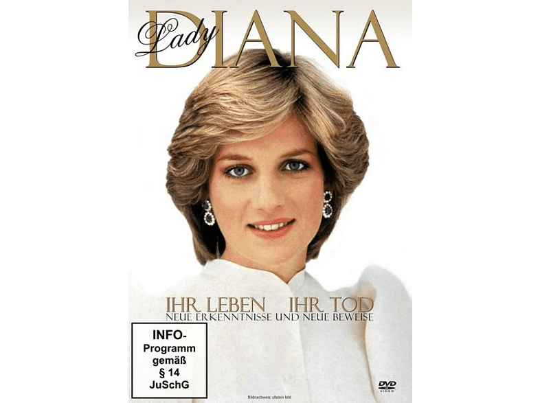 Lady Diana-Ihr Leben,Ihr Tod [DVD]
