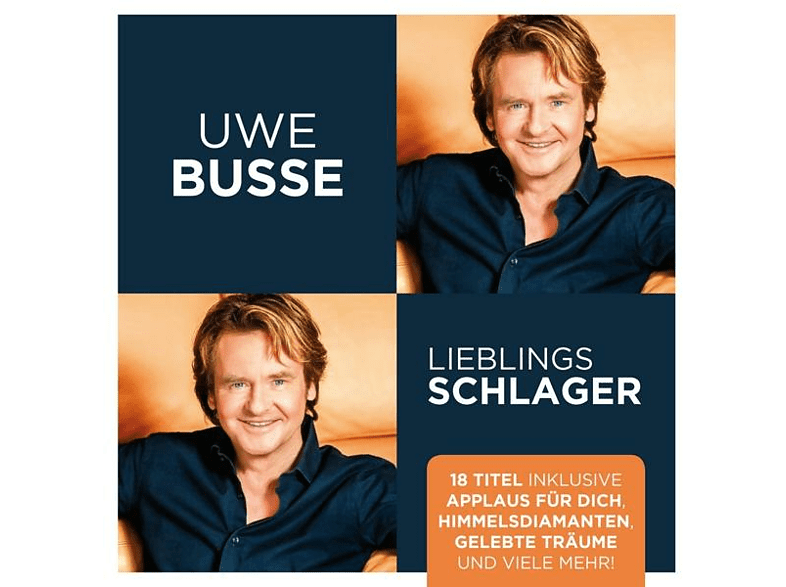 Uwe Busse - Lieblingsschlager [CD]