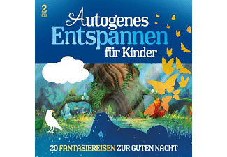VARIOUS - Autogenes Entspannen Für Kinder  - (CD)