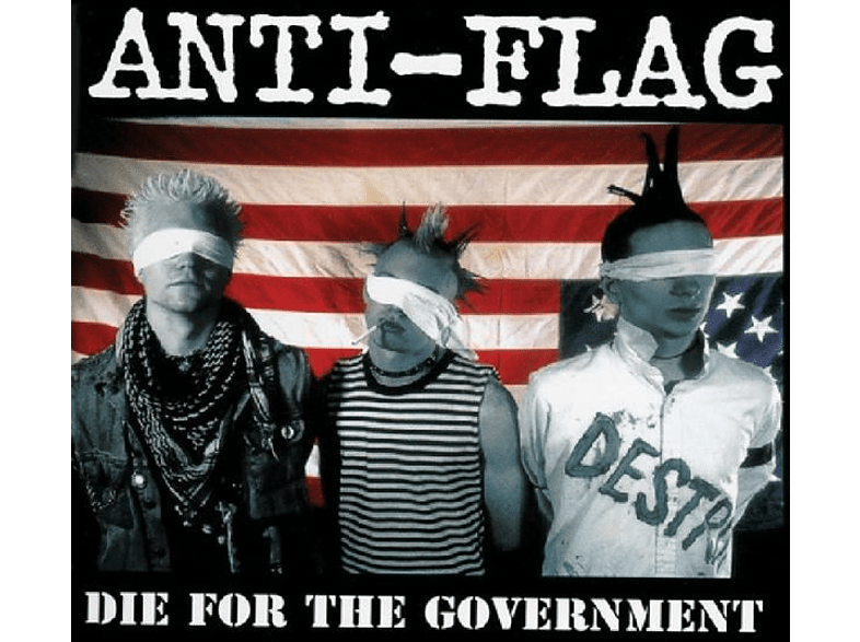 Anti-Flag - Die For The Government [Vinyl]