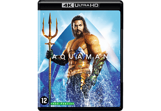 Aquaman - 4K Blu-ray
