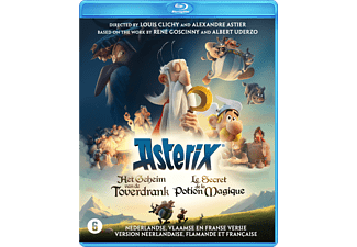 Asterix: Le Secret de la Potion Magique - Blu-ray