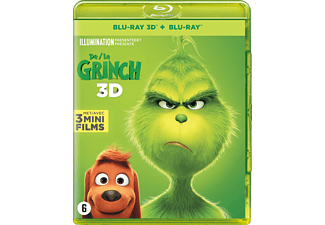 De Grinch - 3D Blu-ray