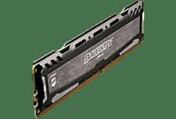 BALLISTIX Sport LT 16 GB (1 x 16 GB) Kit 3200 DIMM DR grau Arbeitsspeicher 16 GB DDR4