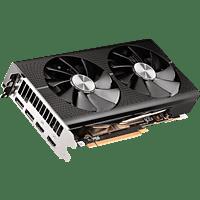 SAPPHIRE Radeon RX 570 Pule 8 GB (11266-66-20G) (AMD, Grafikkarte)