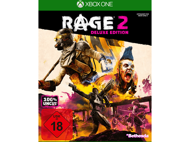 Rage 2 Deluxe Edition [Xbox One]