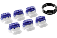 KÄRCHER 2.445-027.0270 Kabelreparaturset, Blau/Weiß/Schwarz