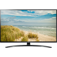 LG 55UM74507LA UHD TV Smart TV (Flat, 55 Zoll/139 cm, UHD 4K, SMART TV, webOS 4.5 (AI ThinQ))