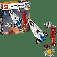 LEGO Overwatch® Watchpoint: Gibraltar (75975) Bausatz, Mehrfarbig