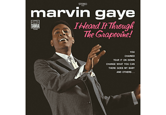 Marvin Gaye - I Heard It Through The Grapevine! Vinyle