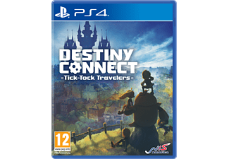 PS4 - Destiny Connect: Tick-Tock Travelers /D