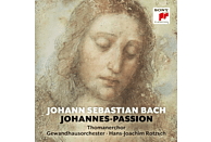 Gewandhausorchester Leipzig, Thomanerchor Leipzig, Theo Adam, Peter Schreier - Johannes-Passion/St.John Passion [CD]