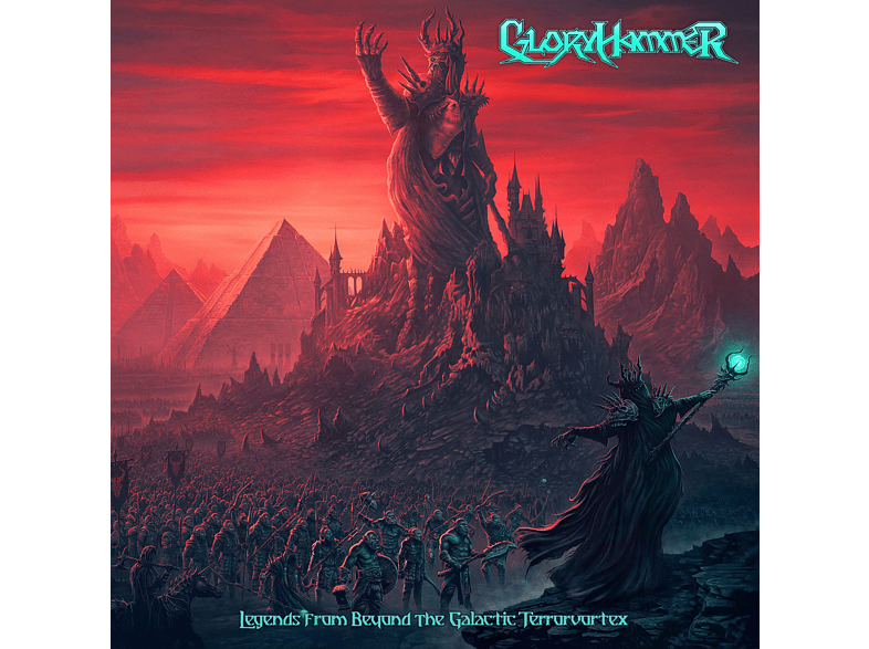 Gloryhammer - Legends From Beyond The Galactic Terrorvortex [Vinyl]