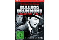 BULLDOG DRUMMOND - 1.COLLECTION [DVD]