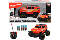 DICKIE TOYS RC Fahrzeug Red Thunder. RTR RC Fahrzeug, Rot/Gelb